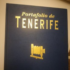 Libros antiguos: LIBRO PORTAFOLIO DE TENERIFE IMÁGENES PARA EL RECUERDO . Lote 146743082