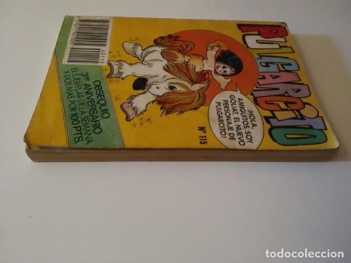 Libros antiguos: Pulgarcito-BRUGUERA Editorial-Año1983-3 tebeos en uno-N.115 - Foto 3 - 146748886