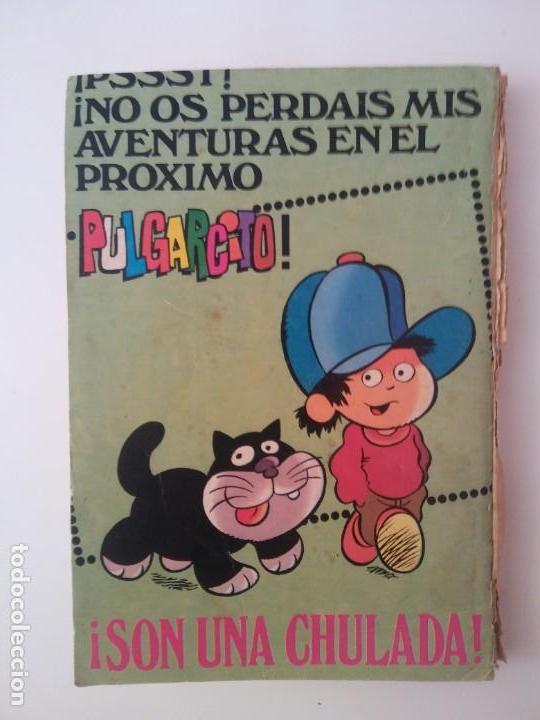 Libros antiguos: Pulgarcito-BRUGUERA Editorial-Año1983-3 tebeos en uno-N.115 - Foto 8 - 146748886
