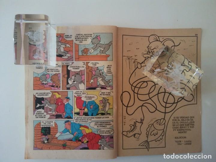 Libros antiguos: Pulgarcito-BRUGUERA Editorial-Año1983-3 tebeos en uno-N.115 - Foto 11 - 146748886