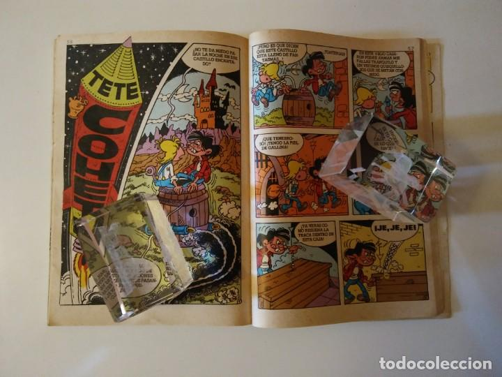 Libros antiguos: Pulgarcito-BRUGUERA Editorial-Año1983-3 tebeos en uno-N.115 - Foto 16 - 146748886