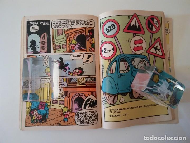 Libros antiguos: Pulgarcito-BRUGUERA Editorial-Año1983-3 tebeos en uno-N.115 - Foto 22 - 146748886