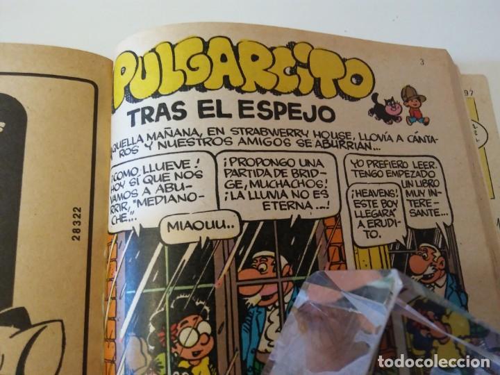 Libros antiguos: Pulgarcito-BRUGUERA Editorial-Año1983-3 tebeos en uno-N.115 - Foto 23 - 146748886