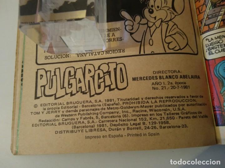 Libros antiguos: Pulgarcito-BRUGUERA Editorial-Año1983-3 tebeos en uno-N.115 - Foto 24 - 146748886
