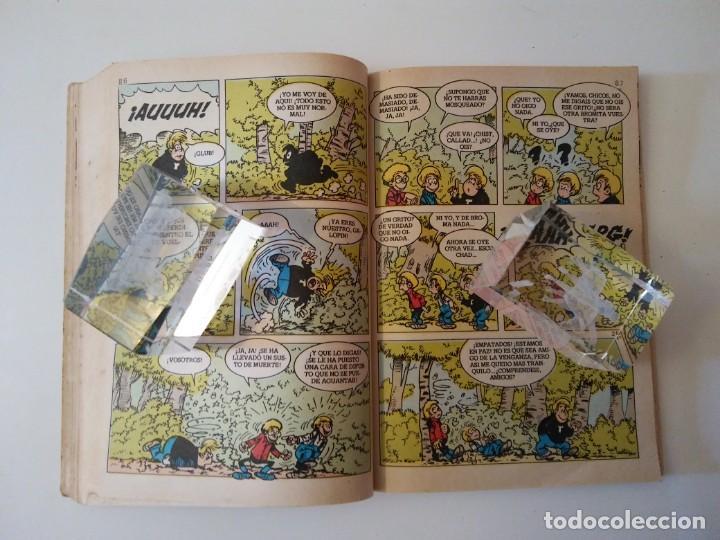 Libros antiguos: Pulgarcito-BRUGUERA Editorial-Año1983-3 tebeos en uno-N.115 - Foto 31 - 146748886