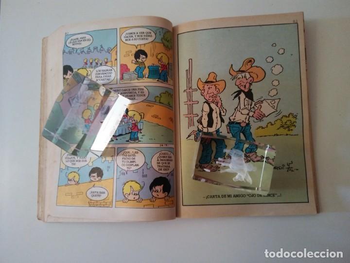 Libros antiguos: Pulgarcito-BRUGUERA Editorial-Año1983-3 tebeos en uno-N.115 - Foto 33 - 146748886