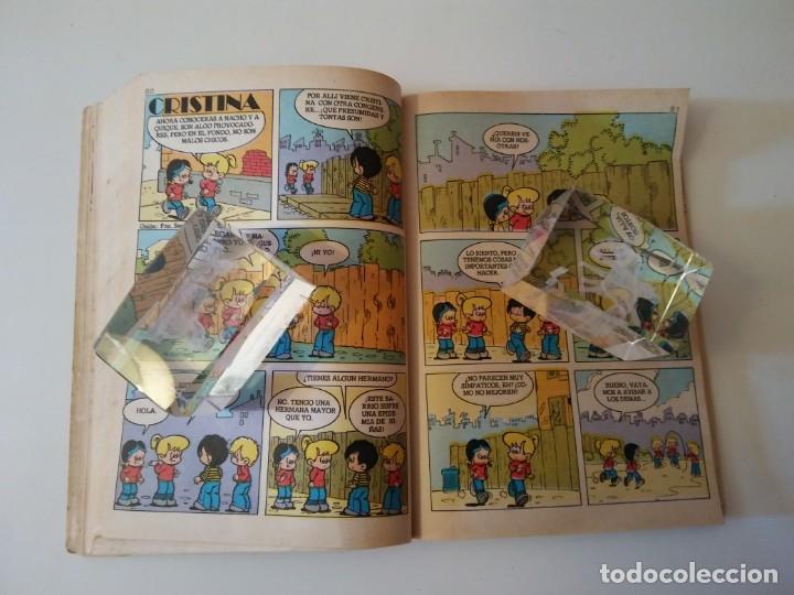 Libros antiguos: Pulgarcito-BRUGUERA Editorial-Año1983-3 tebeos en uno-N.115 - Foto 34 - 146748886