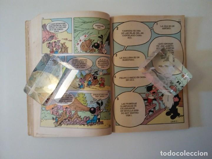 Libros antiguos: Pulgarcito-BRUGUERA Editorial-Año1983-3 tebeos en uno-N.115 - Foto 36 - 146748886