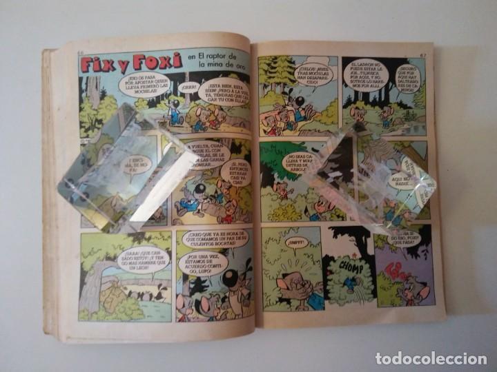 Libros antiguos: Pulgarcito-BRUGUERA Editorial-Año1983-3 tebeos en uno-N.115 - Foto 38 - 146748886