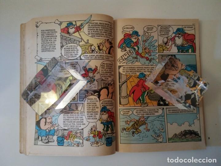 Libros antiguos: Pulgarcito-BRUGUERA Editorial-Año1983-3 tebeos en uno-N.115 - Foto 41 - 146748886