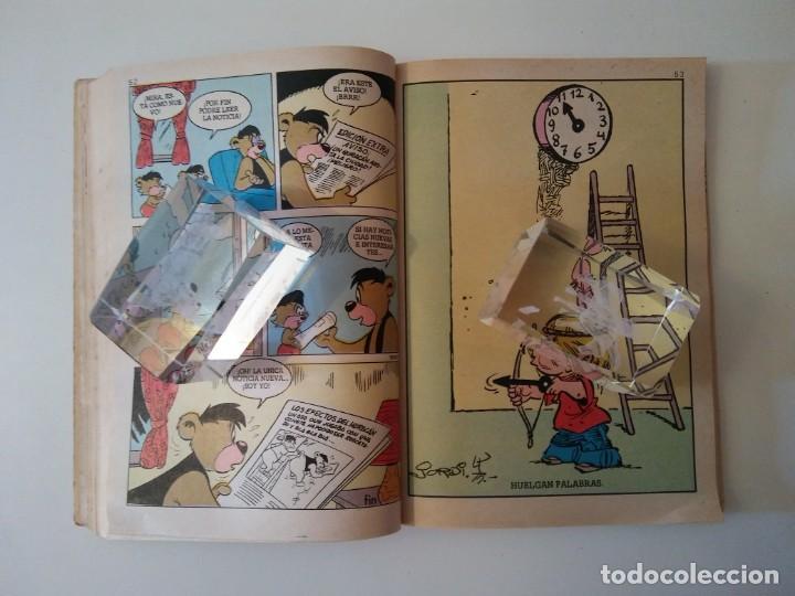 Libros antiguos: Pulgarcito-BRUGUERA Editorial-Año1983-3 tebeos en uno-N.115 - Foto 43 - 146748886
