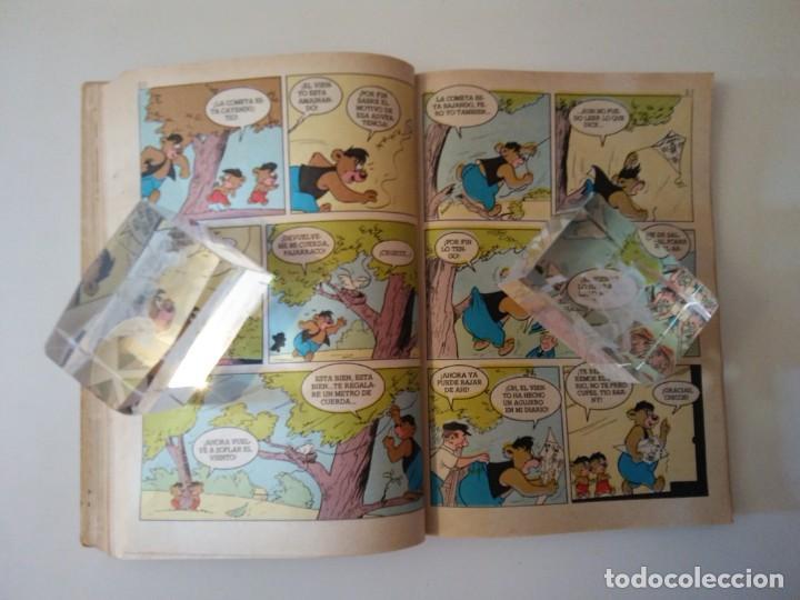 Libros antiguos: Pulgarcito-BRUGUERA Editorial-Año1983-3 tebeos en uno-N.115 - Foto 44 - 146748886
