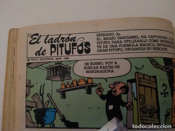 Libros antiguos: Pulgarcito-BRUGUERA Editorial-Año1983-3 tebeos en uno-N.115 - Foto 49 - 146748886
