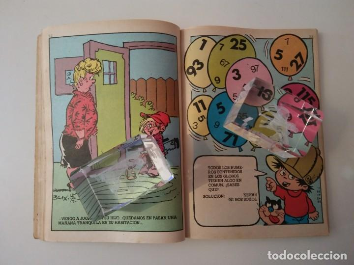 Libros antiguos: Pulgarcito-BRUGUERA Editorial-Año1983-3 tebeos en uno-N.115 - Foto 51 - 146748886