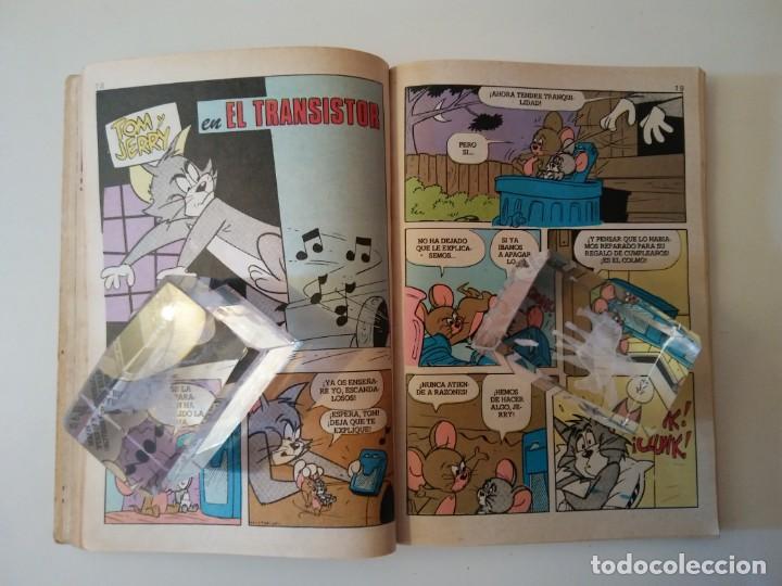Libros antiguos: Pulgarcito-BRUGUERA Editorial-Año1983-3 tebeos en uno-N.115 - Foto 56 - 146748886
