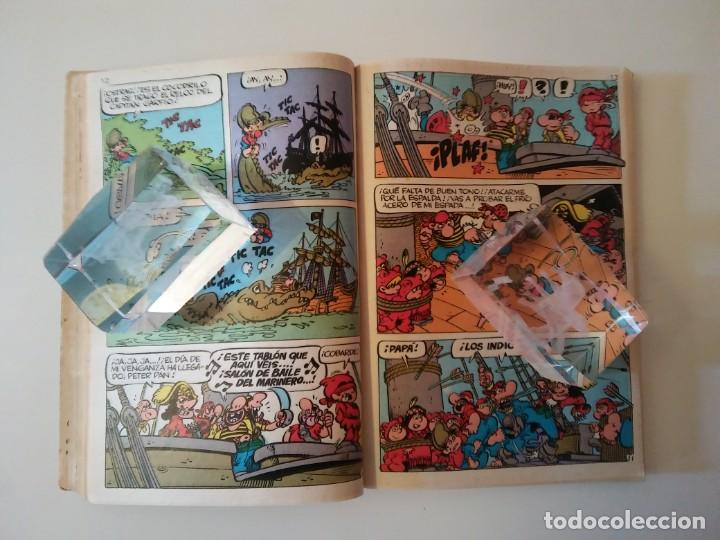 Libros antiguos: Pulgarcito-BRUGUERA Editorial-Año1983-3 tebeos en uno-N.115 - Foto 58 - 146748886
