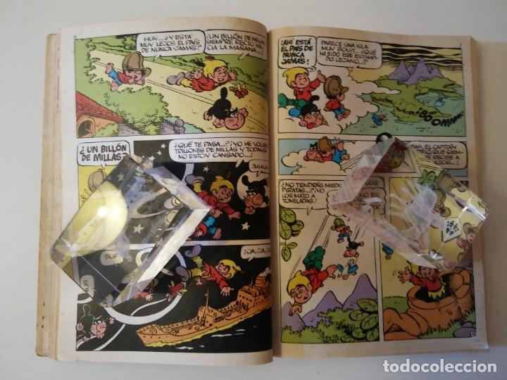 Libros antiguos: Pulgarcito-BRUGUERA Editorial-Año1983-3 tebeos en uno-N.115 - Foto 59 - 146748886
