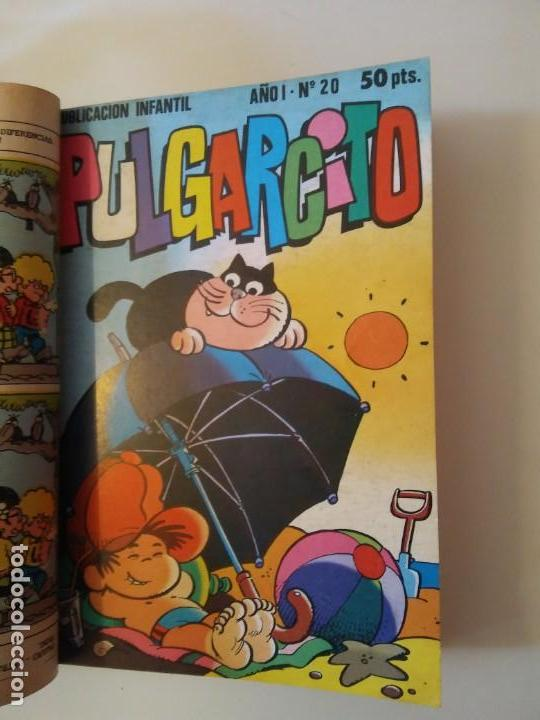 Libros antiguos: Pulgarcito-BRUGUERA Editorial-Año1983-3 tebeos en uno-N.115 - Foto 62 - 146748886