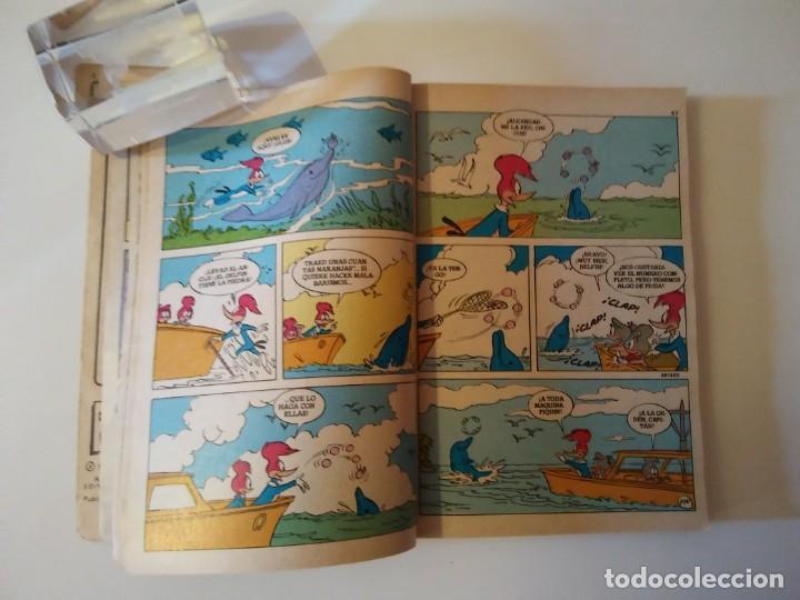 Libros antiguos: Pulgarcito-BRUGUERA Editorial-Año1983-3 tebeos en uno-N.115 - Foto 69 - 146748886
