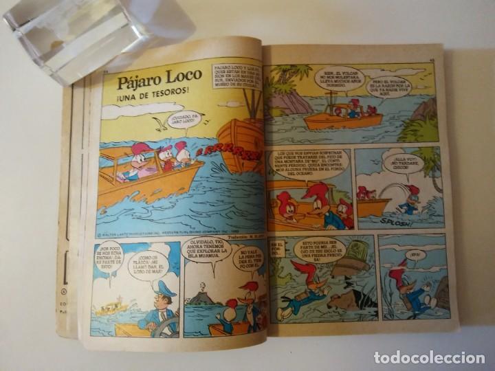 Libros antiguos: Pulgarcito-BRUGUERA Editorial-Año1983-3 tebeos en uno-N.115 - Foto 71 - 146748886