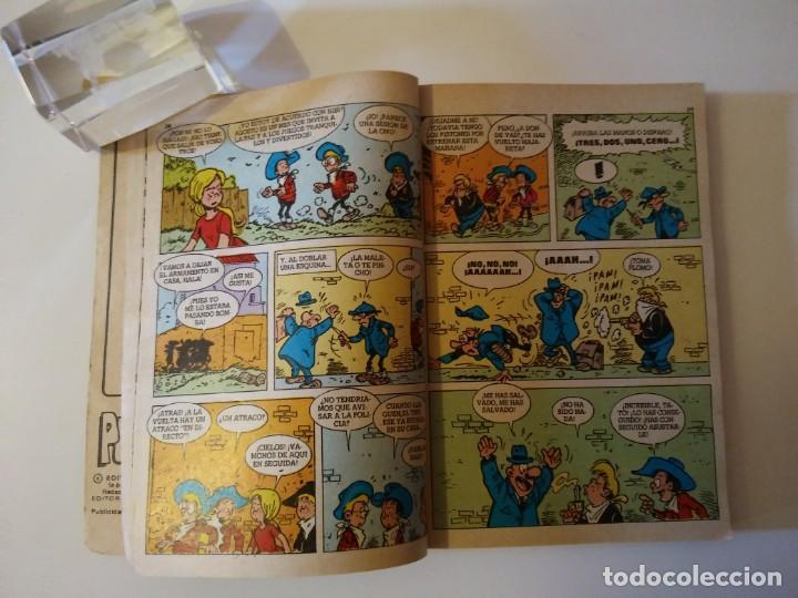 Libros antiguos: Pulgarcito-BRUGUERA Editorial-Año1983-3 tebeos en uno-N.115 - Foto 73 - 146748886