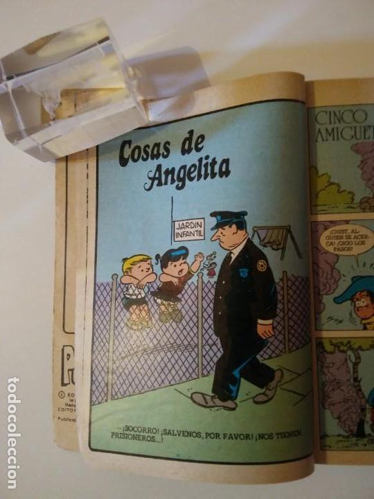 Libros antiguos: Pulgarcito-BRUGUERA Editorial-Año1983-3 tebeos en uno-N.115 - Foto 75 - 146748886