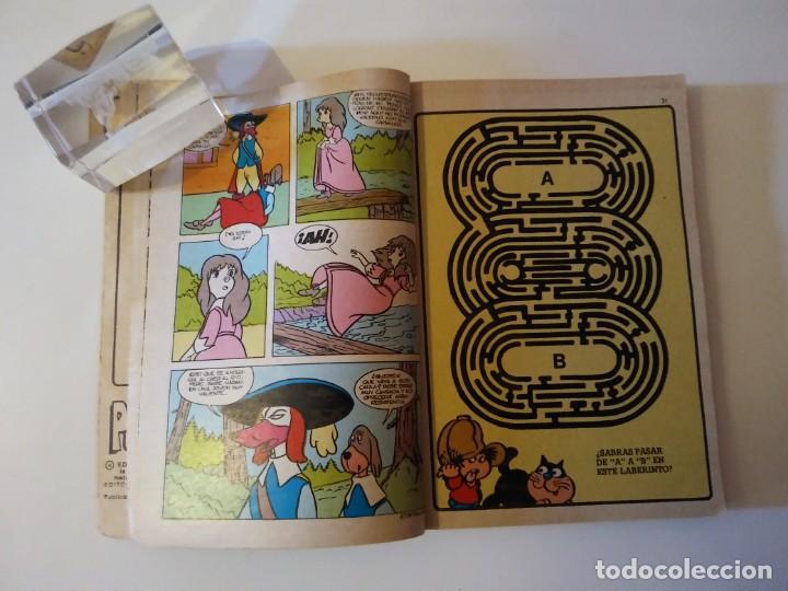 Libros antiguos: Pulgarcito-BRUGUERA Editorial-Año1983-3 tebeos en uno-N.115 - Foto 77 - 146748886