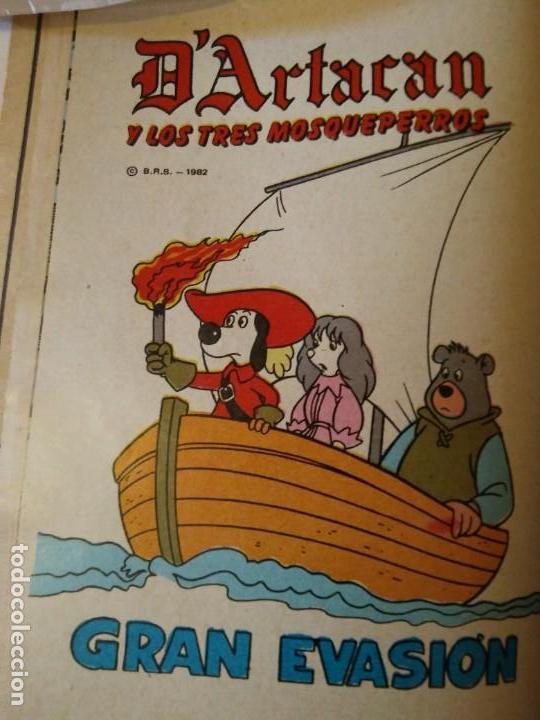 Libros antiguos: Pulgarcito-BRUGUERA Editorial-Año1983-3 tebeos en uno-N.115 - Foto 81 - 146748886