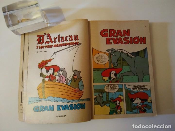 Libros antiguos: Pulgarcito-BRUGUERA Editorial-Año1983-3 tebeos en uno-N.115 - Foto 82 - 146748886