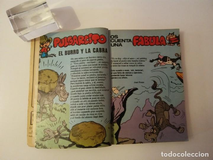 Libros antiguos: Pulgarcito-BRUGUERA Editorial-Año1983-3 tebeos en uno-N.115 - Foto 83 - 146748886