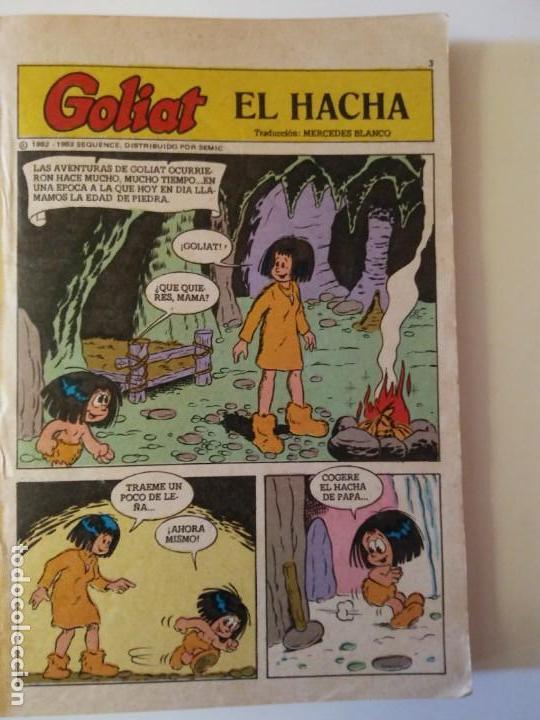 Libros antiguos: Pulgarcito-BRUGUERA Editorial-Año1983-3 tebeos en uno-N.115 - Foto 85 - 146748886