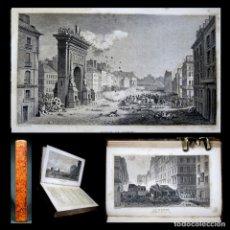 Libros antiguos: AÑO 1831 PRIMERA EDICIÓN PARÍS REVOLUCIÓN DE 1830 EXTRAORDINARIOS GRABADOS A PLENA PÁGINA HISTORIA. Lote 146751846