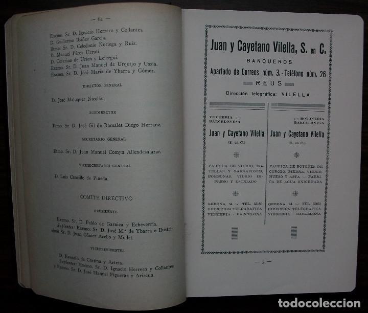 Libros antiguos: ANUARIO DEL MONOPOLIO DE PETROLEOS 1933 - 1934. A. LOPEZ HIDALGO - Foto 2 - 146778186