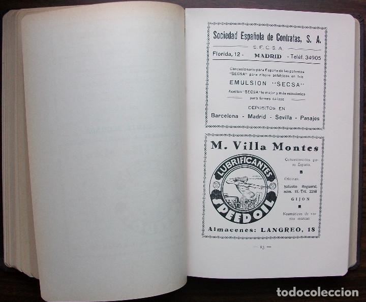 Libros antiguos: ANUARIO DEL MONOPOLIO DE PETROLEOS 1933 - 1934. A. LOPEZ HIDALGO - Foto 4 - 146778186