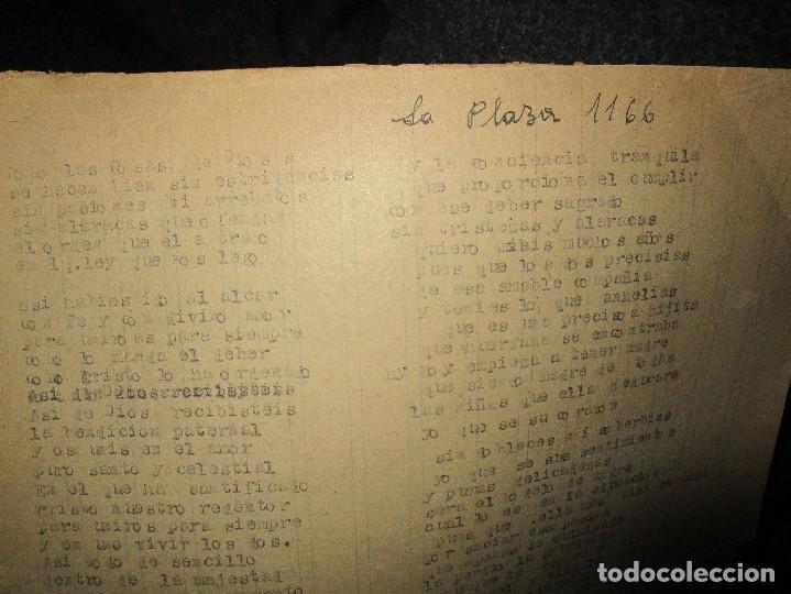 LA PLAZA LIBRO ORIGINAL INEDITO SOBRE ALCANTARILLA RELIGION ESCUELAS 86 PGS CARLOS HERREROS MUÑOZ (Libros Antiguos, Raros y Curiosos - Ciencias, Manuales y Oficios - Otros)