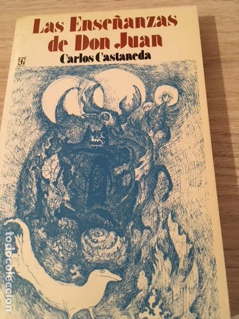 Las Enseñanzas De Don Juan Carlos Castaneda Sold Through Direct Sale 146897442