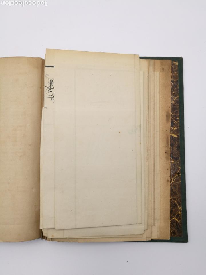 Libros antiguos: armas portatiles de fuego estudios elementales 1881 Manuel Cano con laminas desplegables. - Foto 5 - 146914866