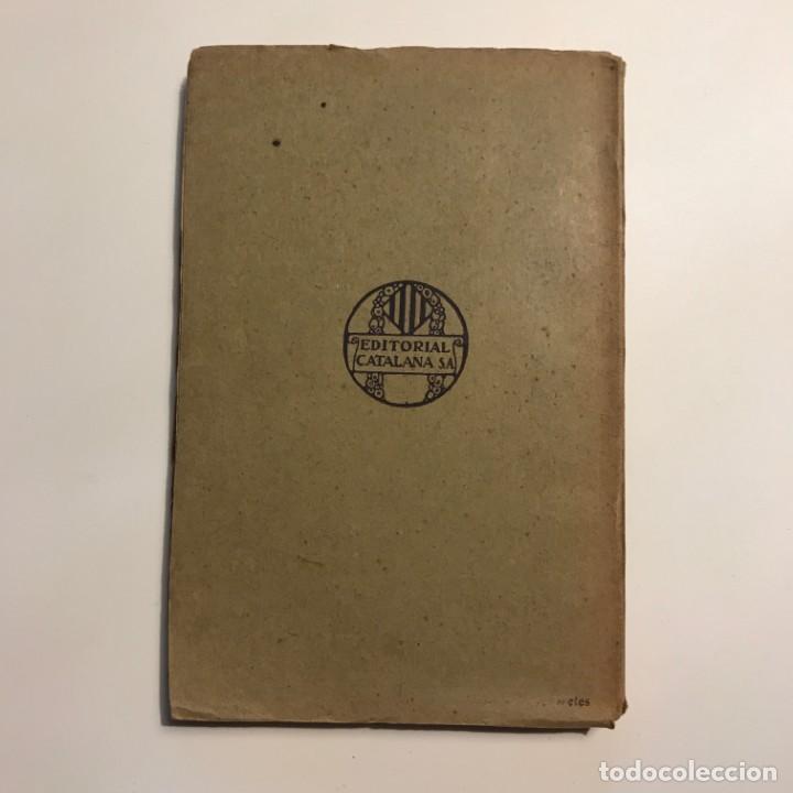 Libros antiguos: CRITICA DE LA DIVINA COMEDIA JOSEP MARIA CAPDEVILA 1921 - Foto 3 - 146943186