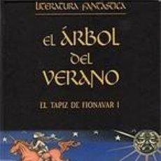 Libros antiguos: EL TAPIZ DE FIONAVAR - COLECCIÓN COMPLETA 3 LIBROS - PLANETA. Lote 147014646