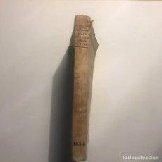 Libros antiguos: L'ALA SENSIBLE ARRAN DE TERRA. R. SURINYACH SENTIS. 1934. . Lote 147051262