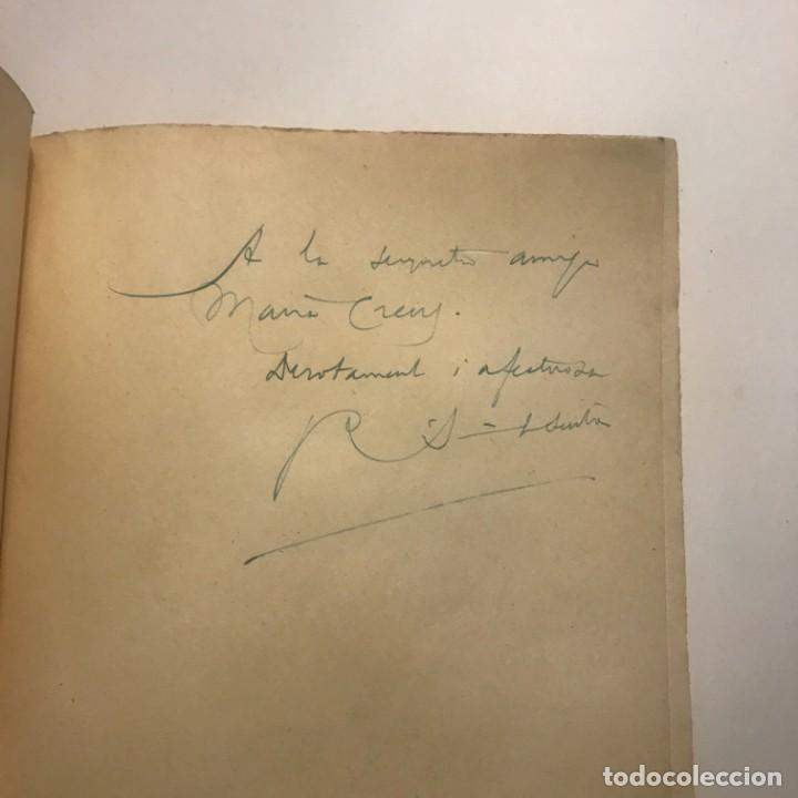 Libros antiguos: LALA SENSIBLE ARRAN DE TERRA. R. SURINYACH SENTIS. 1934. - Foto 2 - 147051262