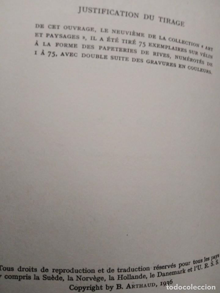 Libros antiguos: Les fetes de France. Coutumes religieuses et populaires 181 heliograbados 1936 - Foto 5 - 147060226