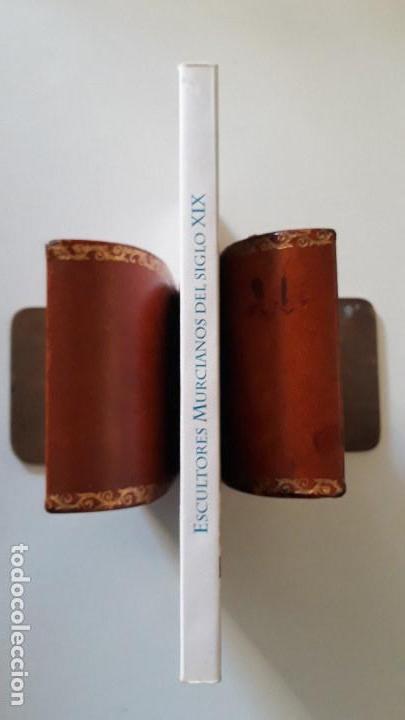 Alte Bücher: Escultores Murcianos del Siglo XIX. José Luis Melendreras Gimeno. Edita Compobell S.L. Murcia. 1996 - Foto 6 - 147101634