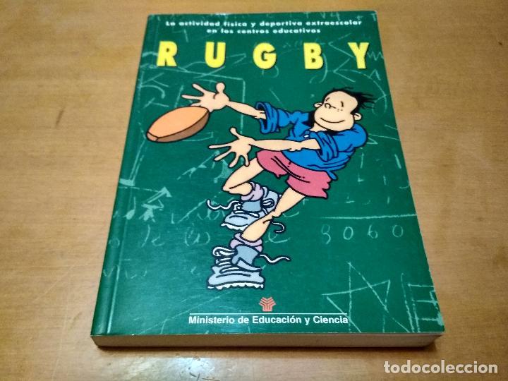 RUGBY (Libros Antiguos, Raros y Curiosos - Bellas artes, ocio y coleccionismo - Otros)