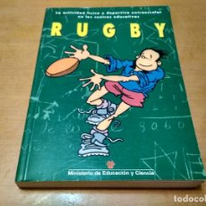 Libros antiguos: RUGBY. Lote 147103478