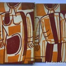 Libros antiguos: GALERÍA BONINO – AÑO 1956. ARTE MADI INTERNACIONAL - ESPACIALISMO - LUIS SEOANE. Lote 147110774
