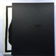 Libros antiguos: SOL LEWITT - BLACK GOUACHES - 1992 - LES NOUVELLES EDITIONS SÉGUIER. Lote 147110874