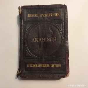 Arabifcher Sprachführer. 1890