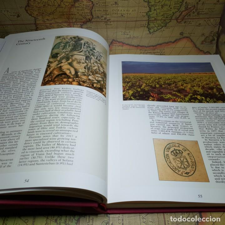 Libros antiguos: THE WINES OF NAVARRA. JORGE SAULEDA. ICEX 1989. EN INGLÉS. - Foto 6 - 147324814