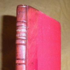 Libros antiguos: GRANDIOSAS FIESTAS ENTRADA PRINCIPE DE GUASTALA - SEVILLA AÑO 1896 - G.TELLEZ - MUY RARO.. Lote 147361754